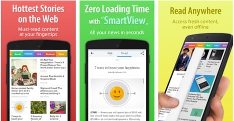 apps like smartnews