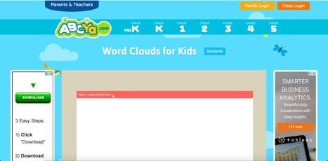 abcya word clouds