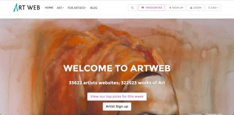 art web