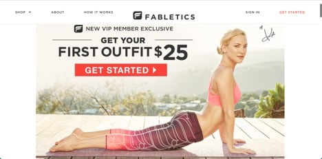 sites like fabletics