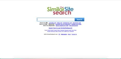 similar site search
