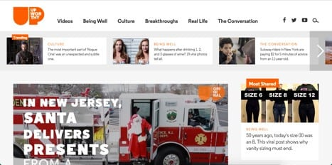 sites like upworthy