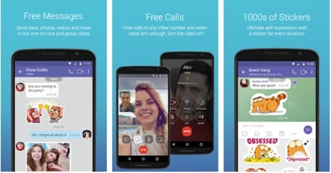 apps like viber