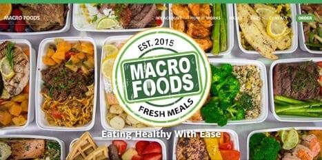 macro foods