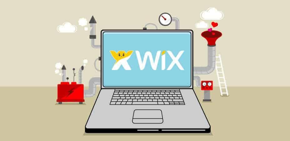 sites like wix