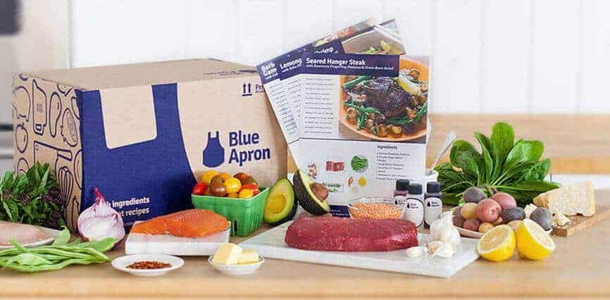 sites like blue apron