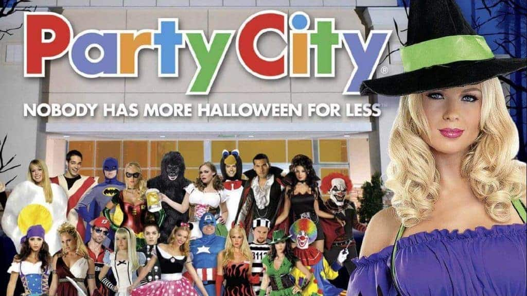 stores like party city