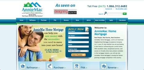 anniemac mortgage