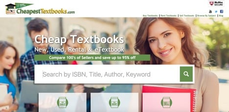 CheapestTextbooks