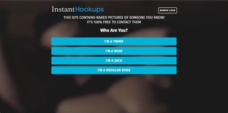 Instant Hookups