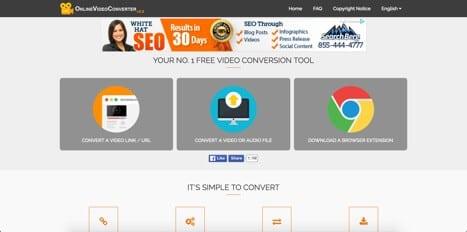 online video converter