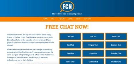 FreeChatNow
