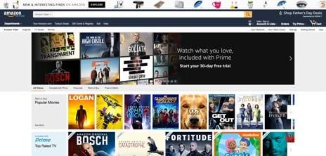 Amazon Video