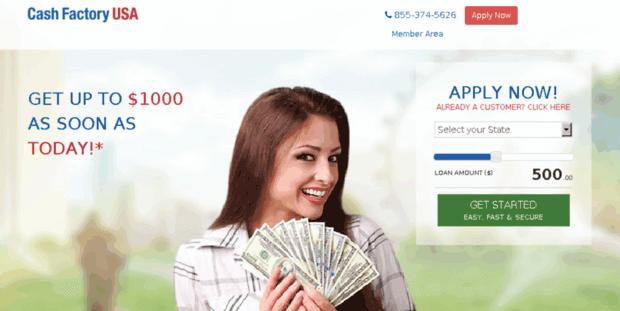loans like cashfactory
