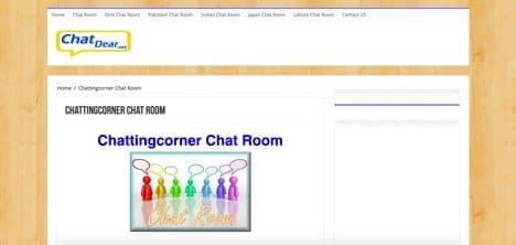 Chatting Corner