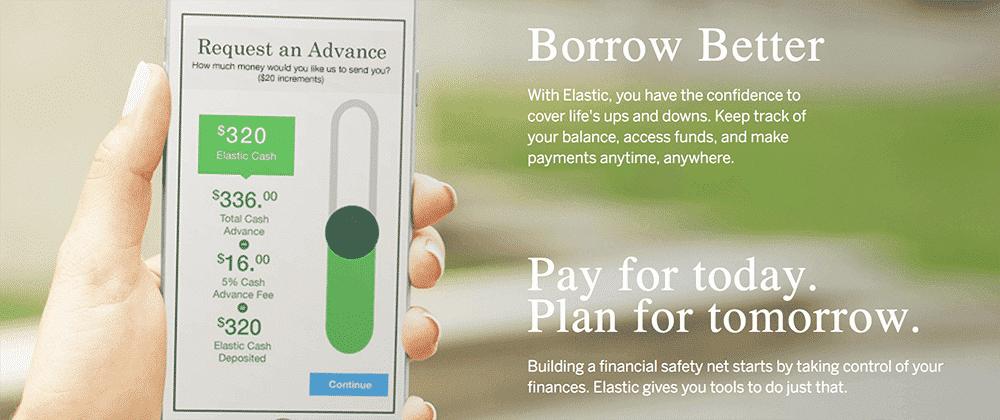 loans like elastic credit