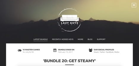 Lazy Guys Bundle
