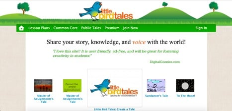 LittleBirdTales