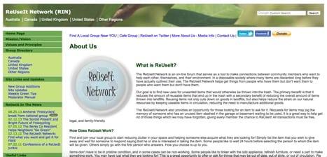 ReUseIt Network