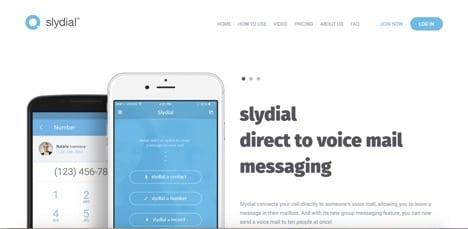 Slydial