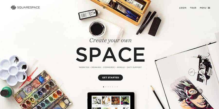 Sites Like Squarespace