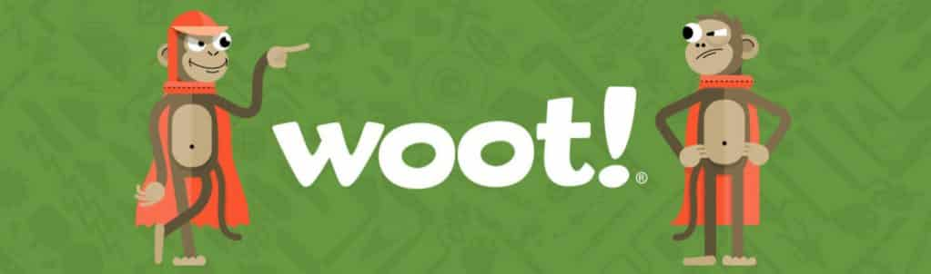 sites like woot