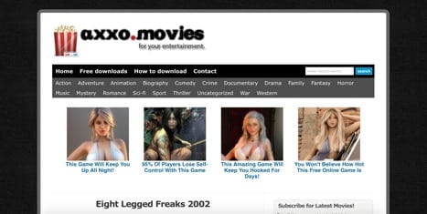 AXXO Movies