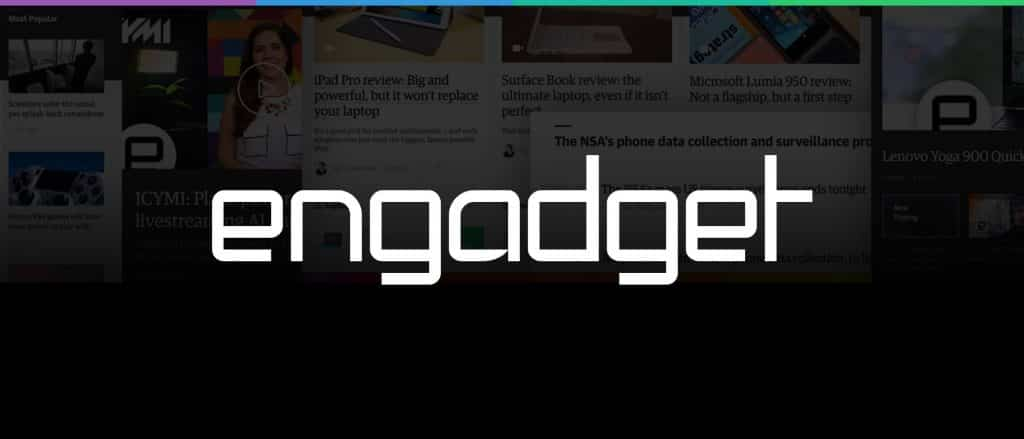 Sites Like Engadget