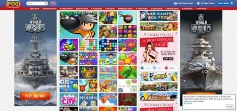 Free Online Games (FOG)