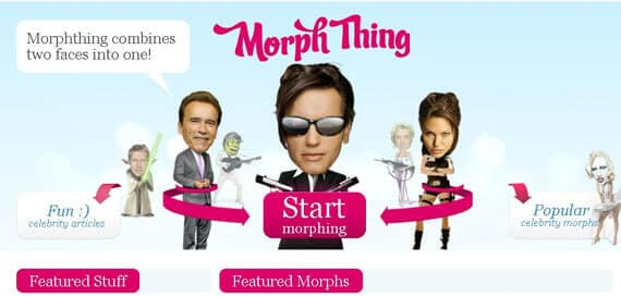 Sites Like MorphThing