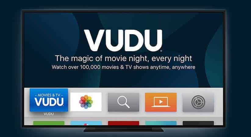 Sites Like Vudu