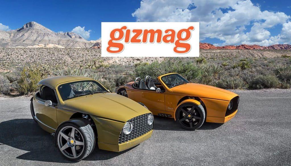 Sites Like GizMag