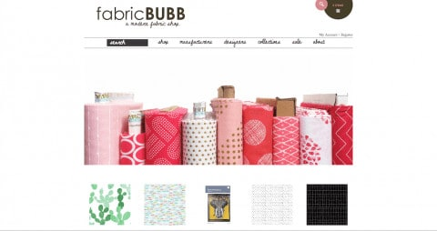 Fabric Bubb