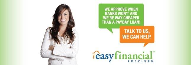 sites like easy financial logo