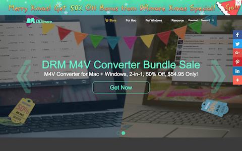 DRmare M4V Converter