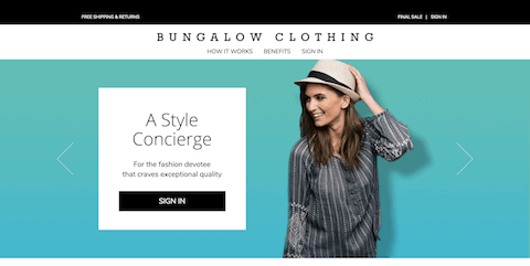 Bungalow Clothing