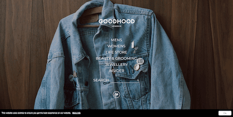 sites like goodhood